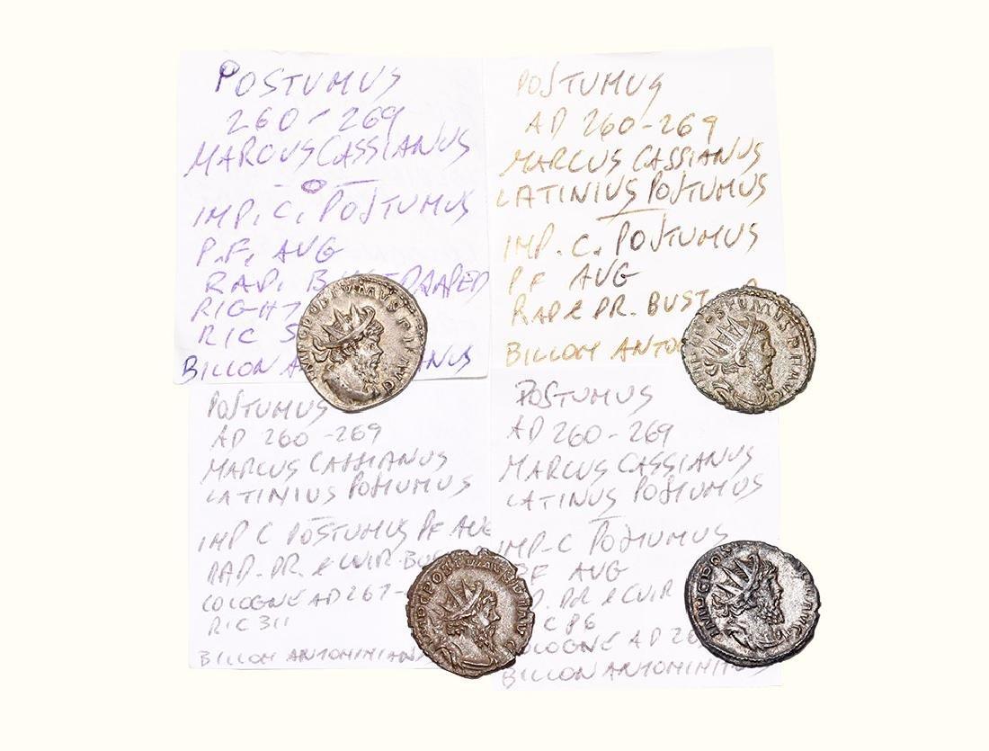 Roman Coins - Postumus - Antoninianii [4]