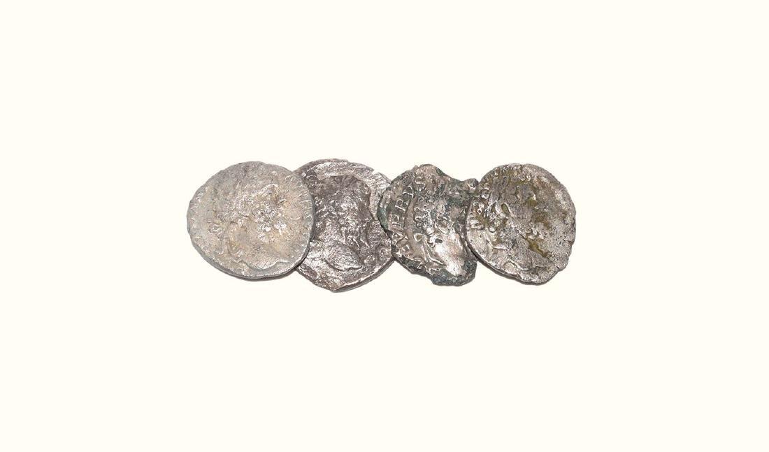 Roman Coins - Septimius Severus - Denarii [4]