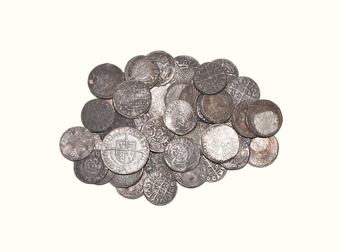 Post Medieval Tudor to Stuart - Pseudo Coins [46]