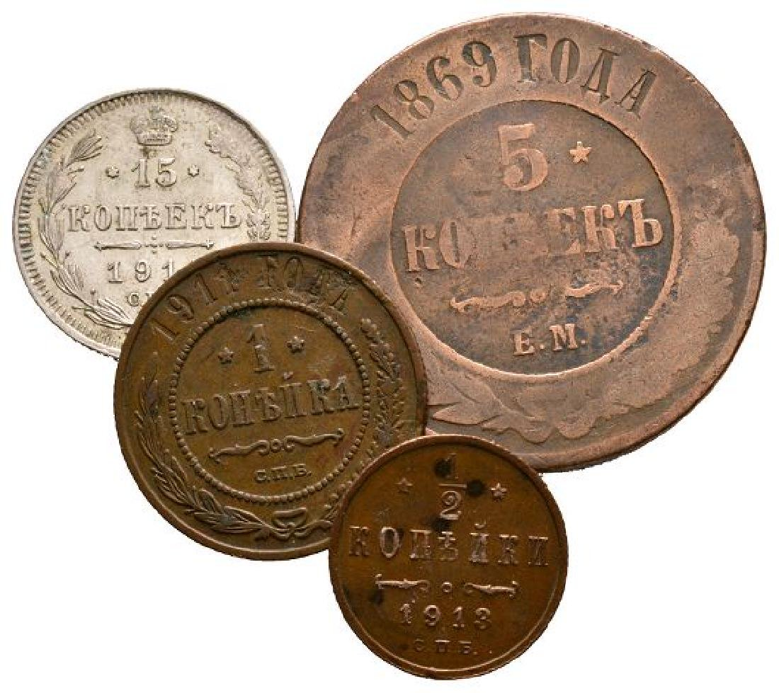 World Coins - Russia - Mixed Issues [4]