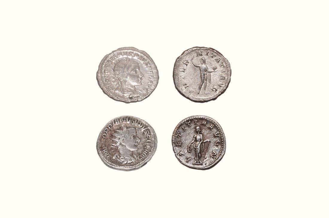 Roman Coins - Gordian III - Antoninianii [2]