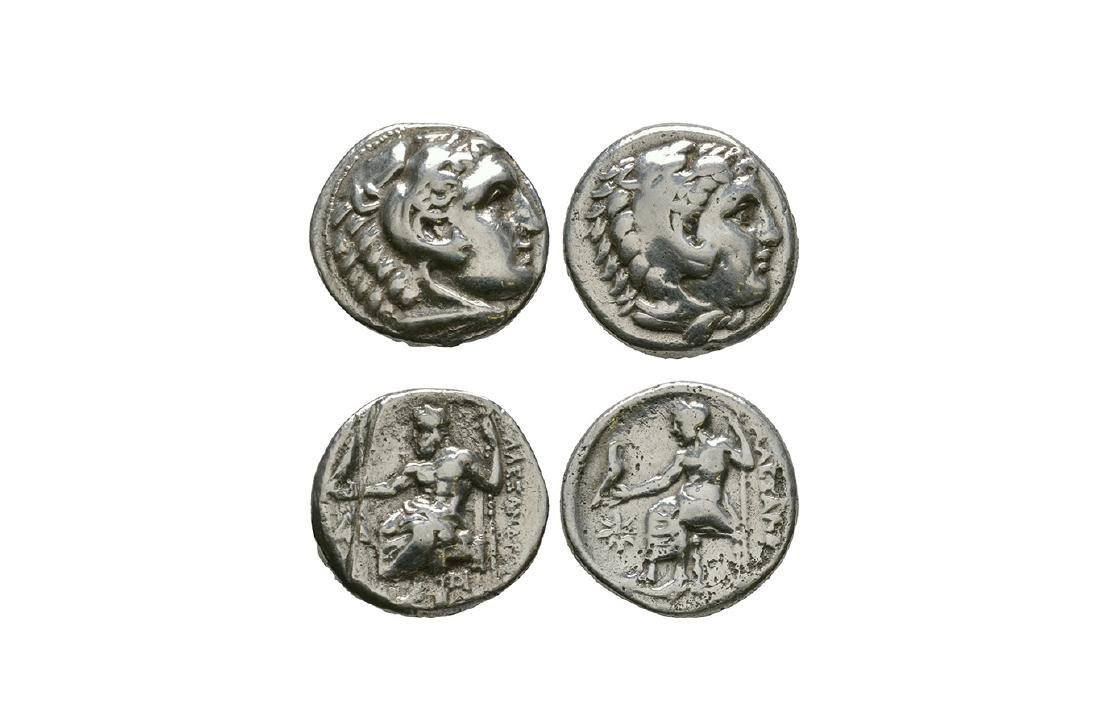 Greek Coins - Macedonia - Alexander III (the Great) -