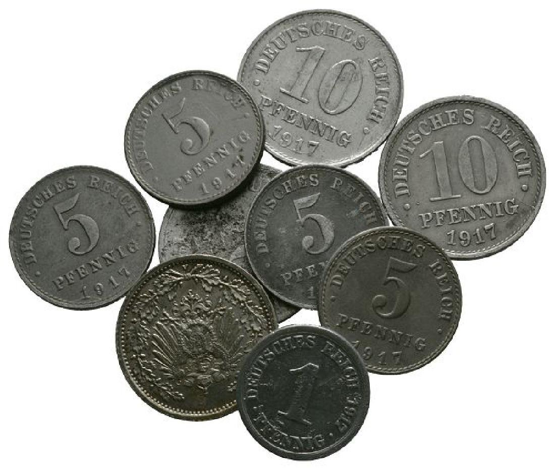 World Coins - Germany - Republic - Mixed Issues [9]