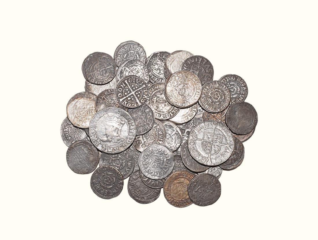 Tudor to Stuart - Pseudo Coins [46]