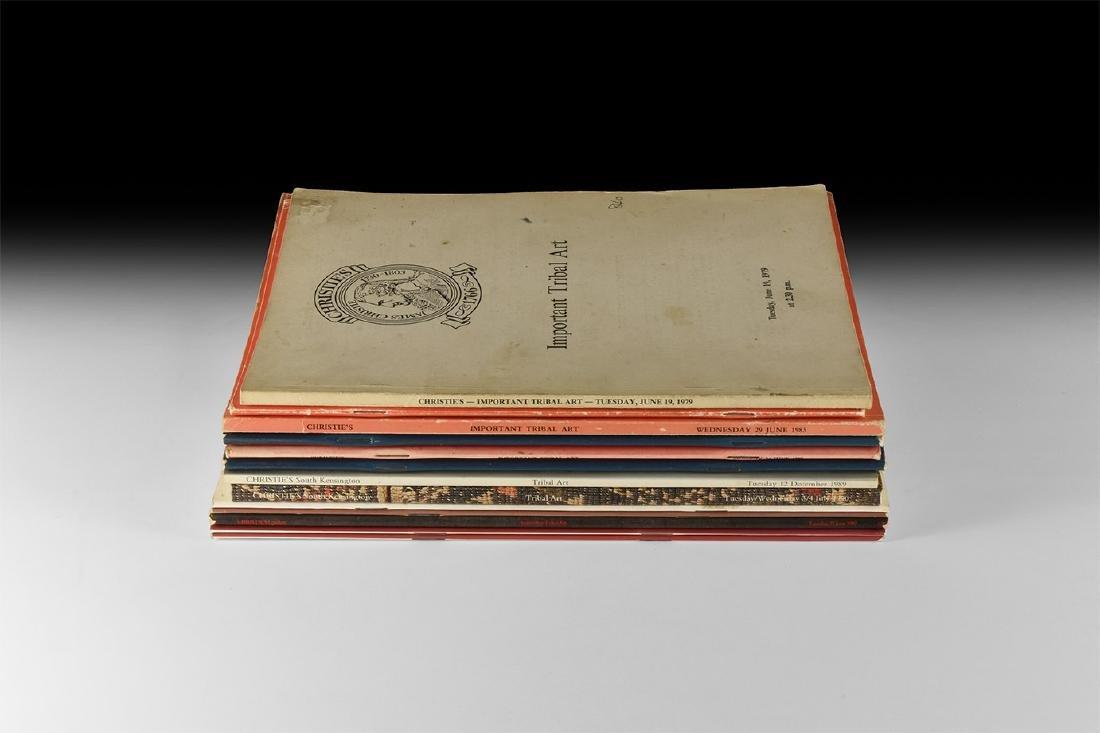 Books - Christie's Tribal Art Sales [13]