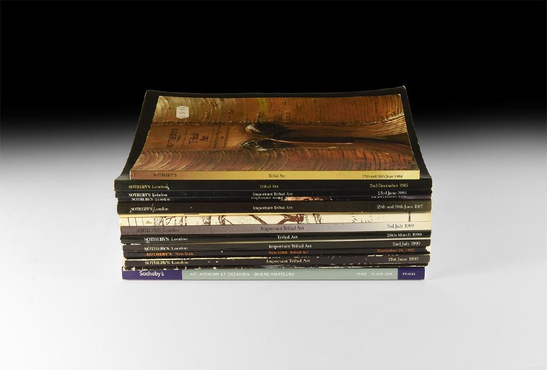 Books - Sotheby's Tribal Art Sales [15]