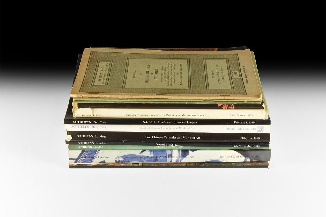 Books - Sotheby's Oriental Arts Sales [14]