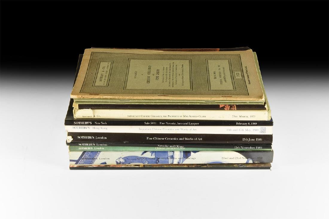 Books - Sotheby's Oriental Arts Sales [14]