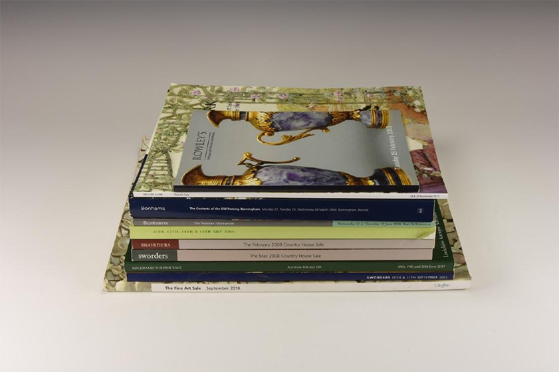 Books - Bonhams and Other Sales [10]