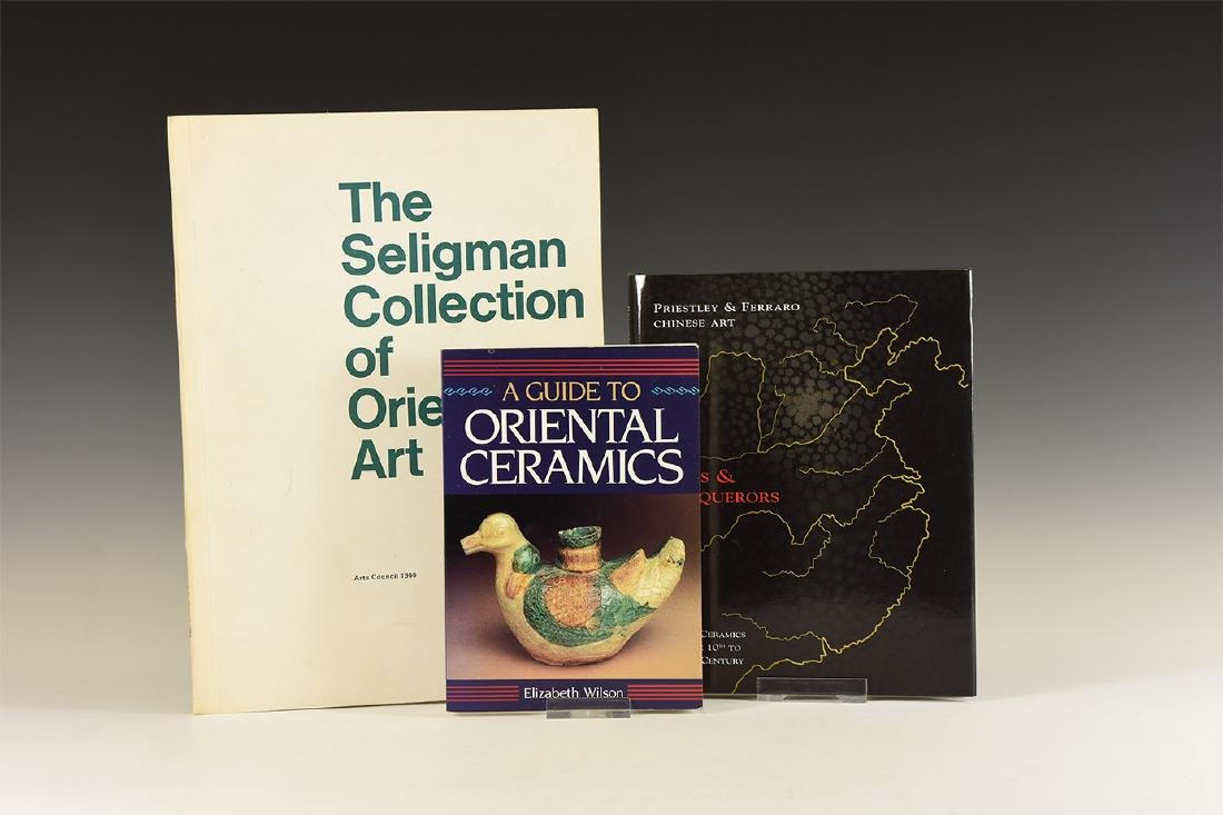 Books - Oriental Art Titles