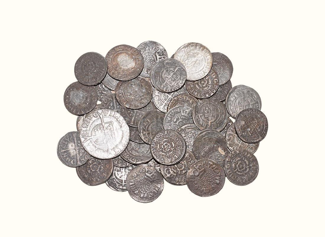 Post Medieval Tudor to Stuart - Pseudo Coins [45]