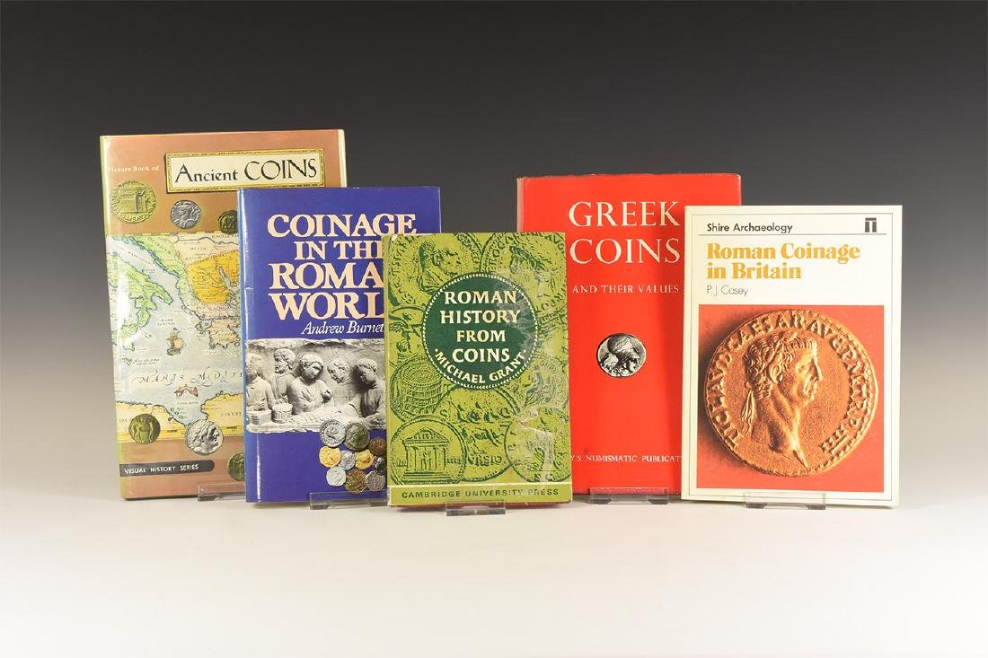 Books - Ancient Coinages Titles
