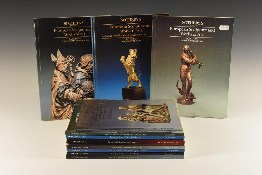 Books - Sotheby's Works of Art Sales [12]