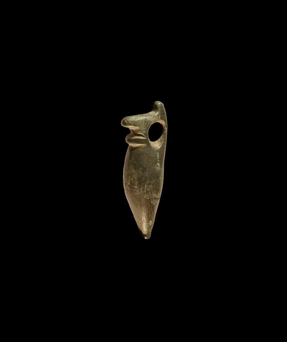 Egyptian Amphora Amulet