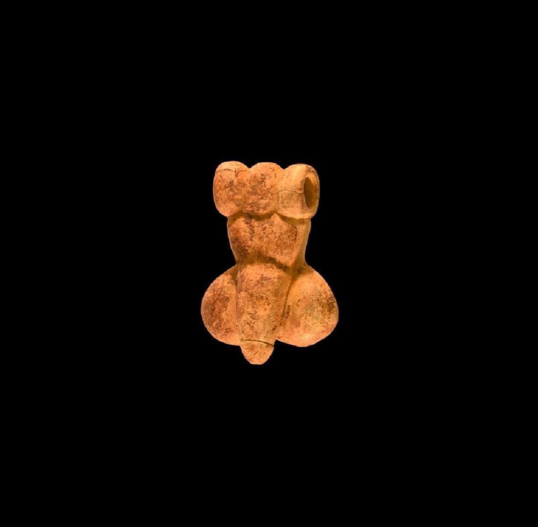 Phoenician Phallic Pendant