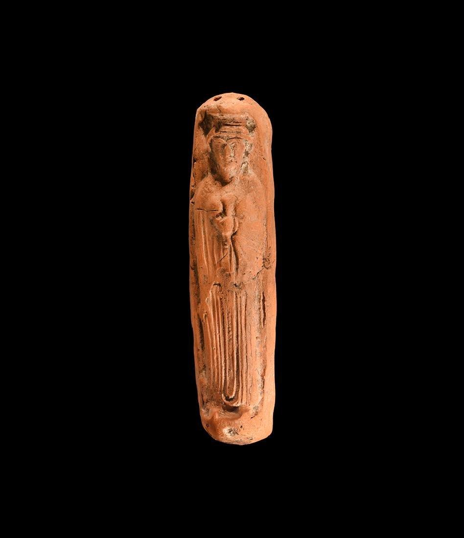 Roman Goddess Juno Figurine