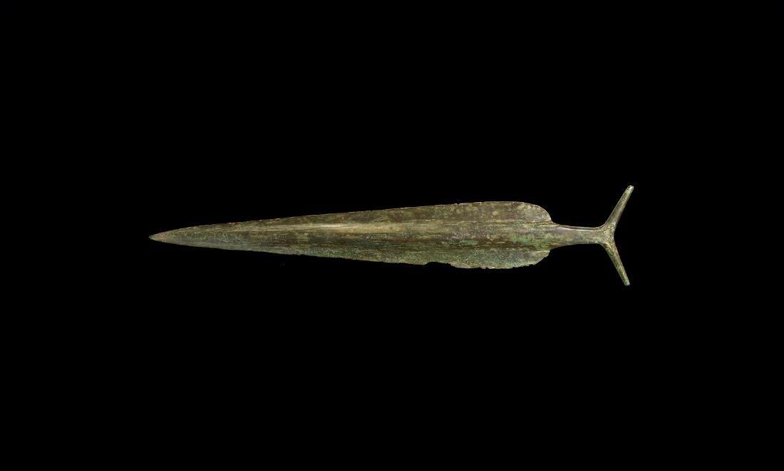 Western Asiatic Large Short Sword