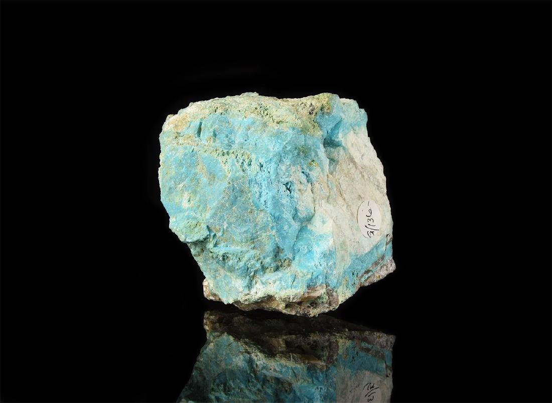 British Turquoise Mineral Specimen