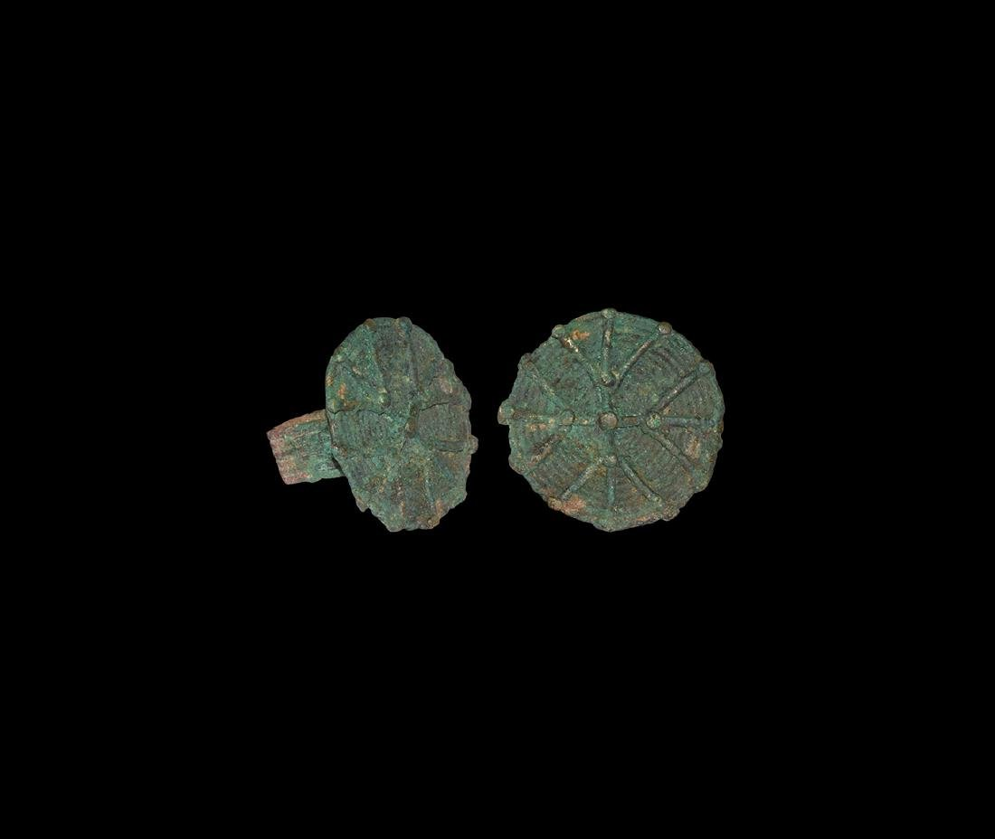 Western Asiatic Bactrian Ring