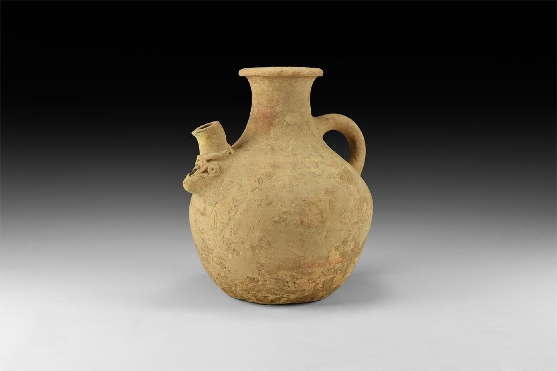Indus Valley Mehrgarh Ewer with Animal Spout