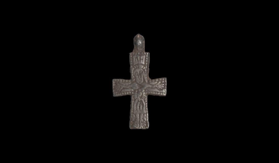 Scandinavian Viking Reliquary Cross