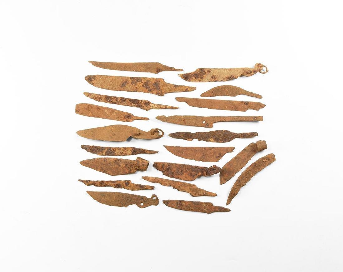 Medieval Knife Group