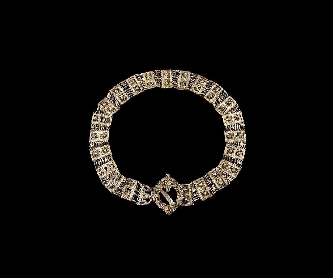 Islamic Ottoman Segmented Belt