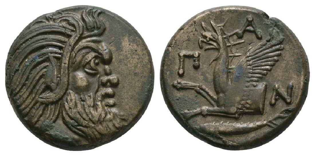 Panticapeum - Griffin Bronze