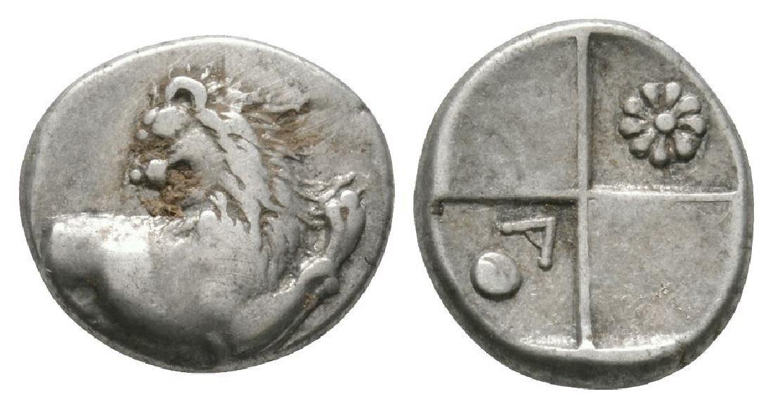 Cherronesos - Lion Hemidrachm
