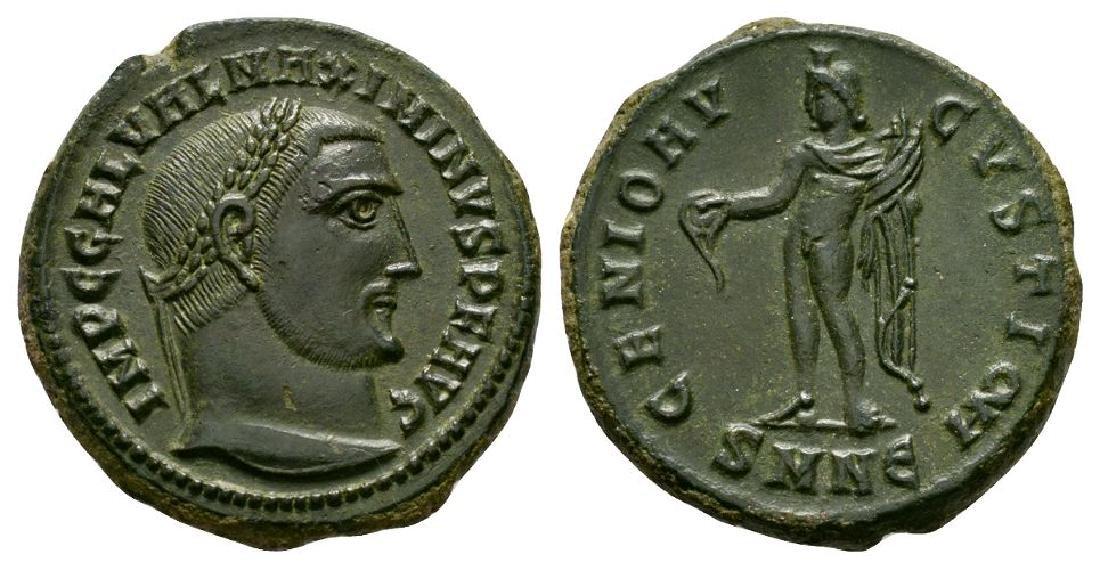 Maximinus II - Genius Follis