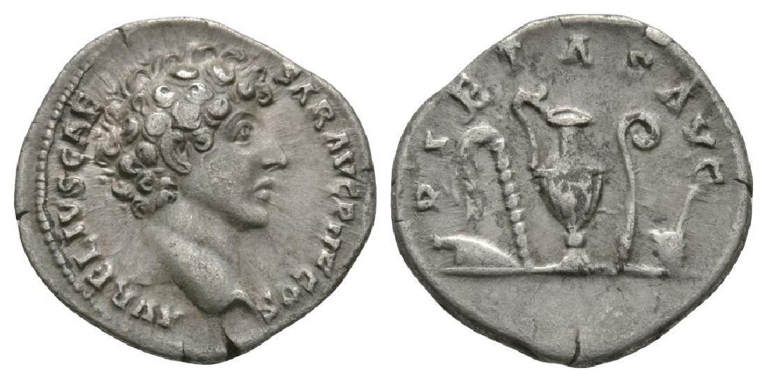 Marcus Aurelius - Emblems Denarius