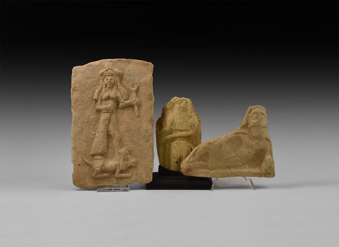 Old Babylonian Plaque Collection