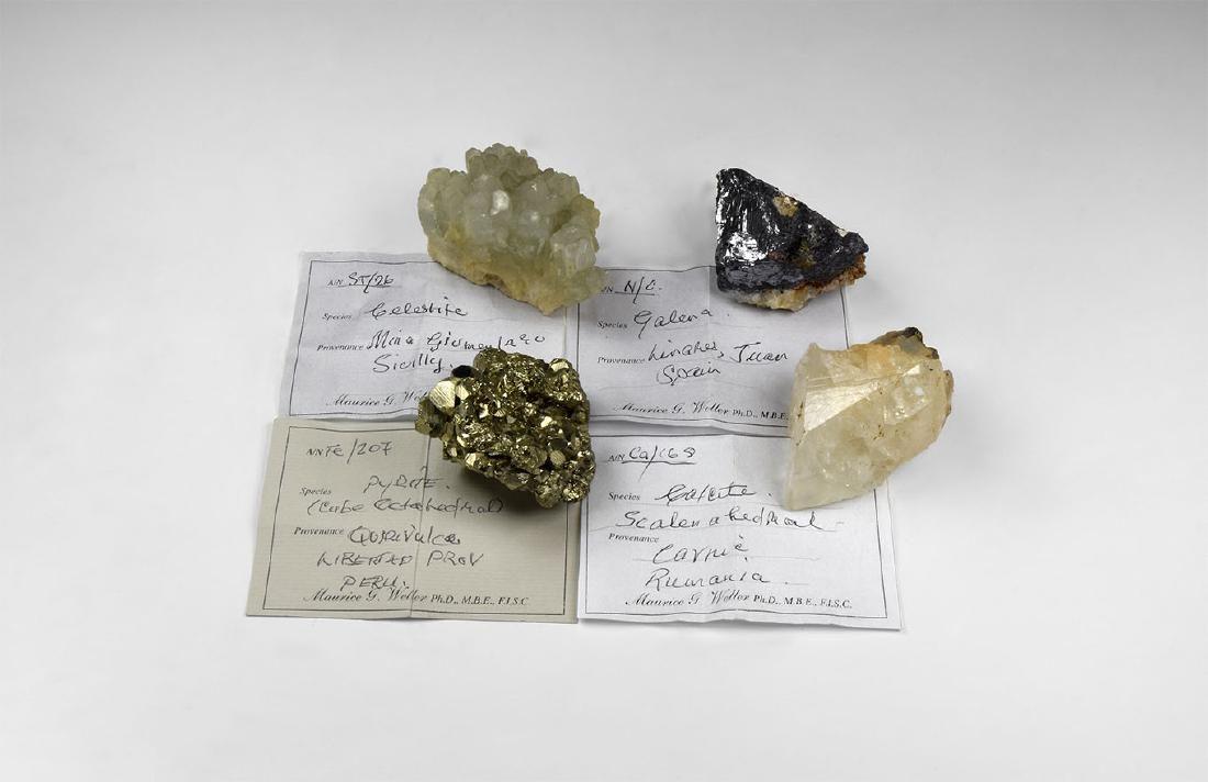 Natural History - Mineral Specimen Group