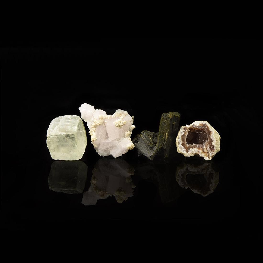 Natural History - Mixed Mineral Specimen Group