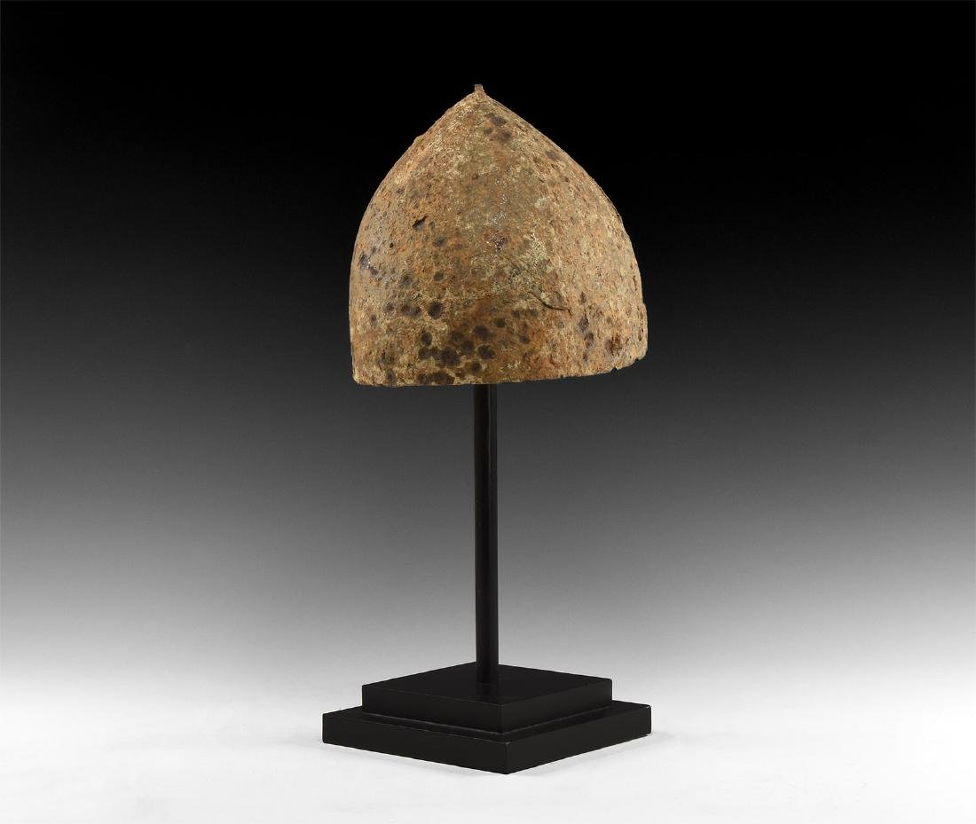 Spangenhelm Four-Part Helmet