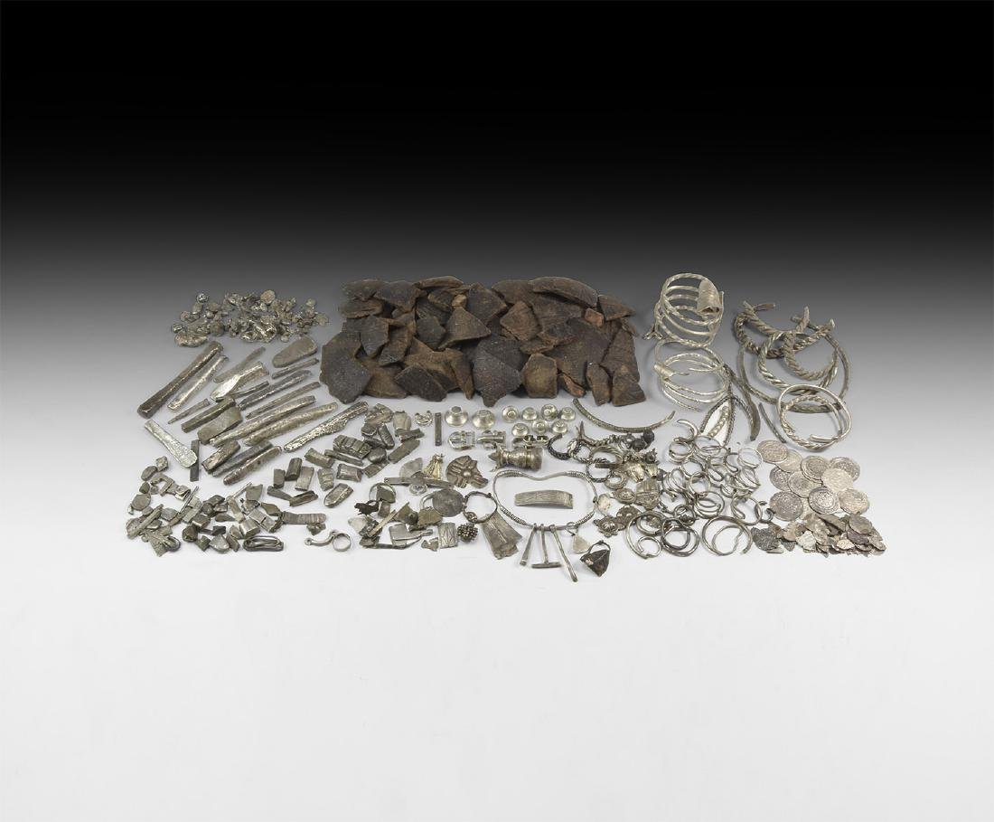 Viking Silver Hack 'Hoard' Group