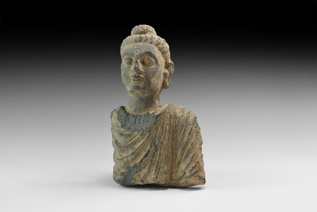 Bodhisattva Bust