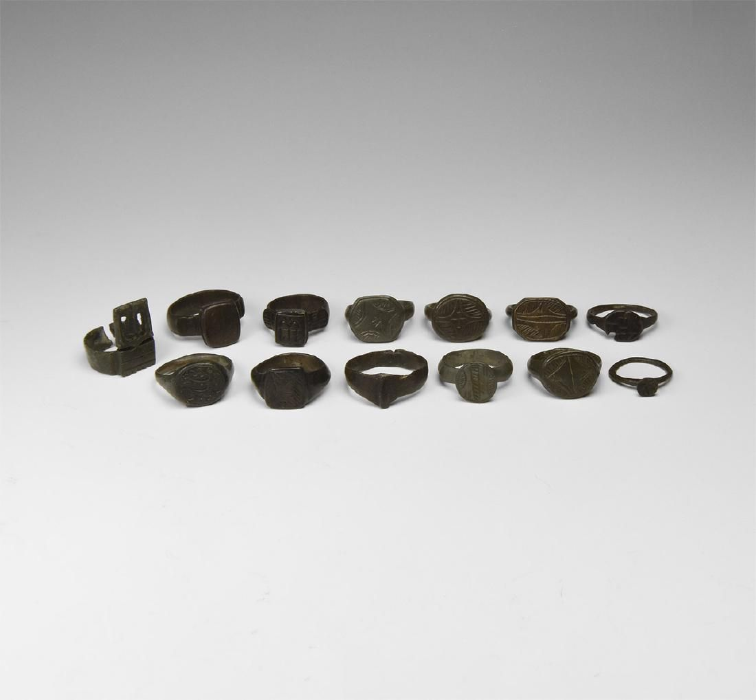 Roman and Other Ring Collection