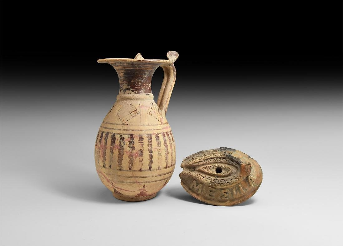 Greek Pottery Group