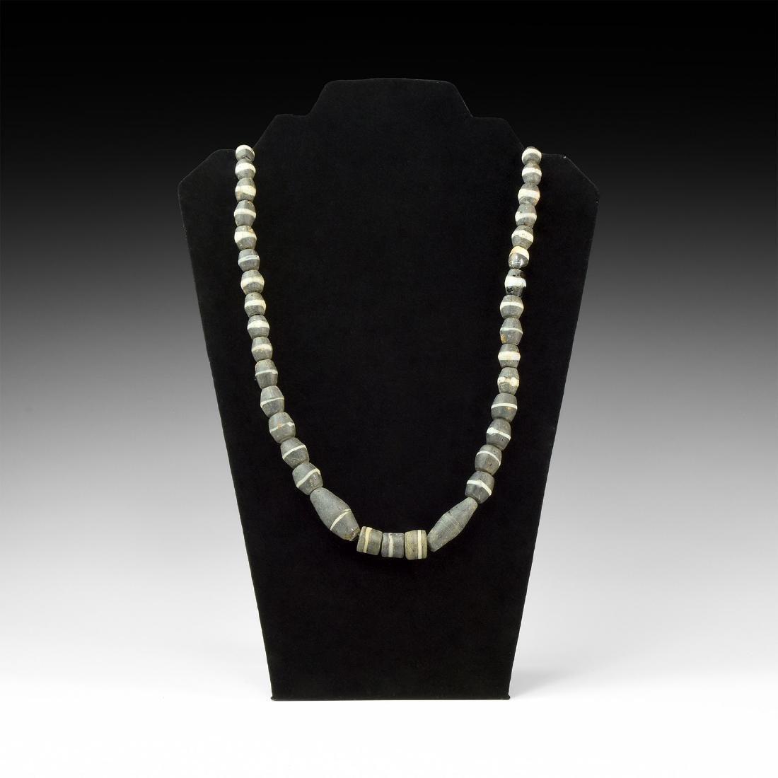 Roman or Parthian Bead Necklace