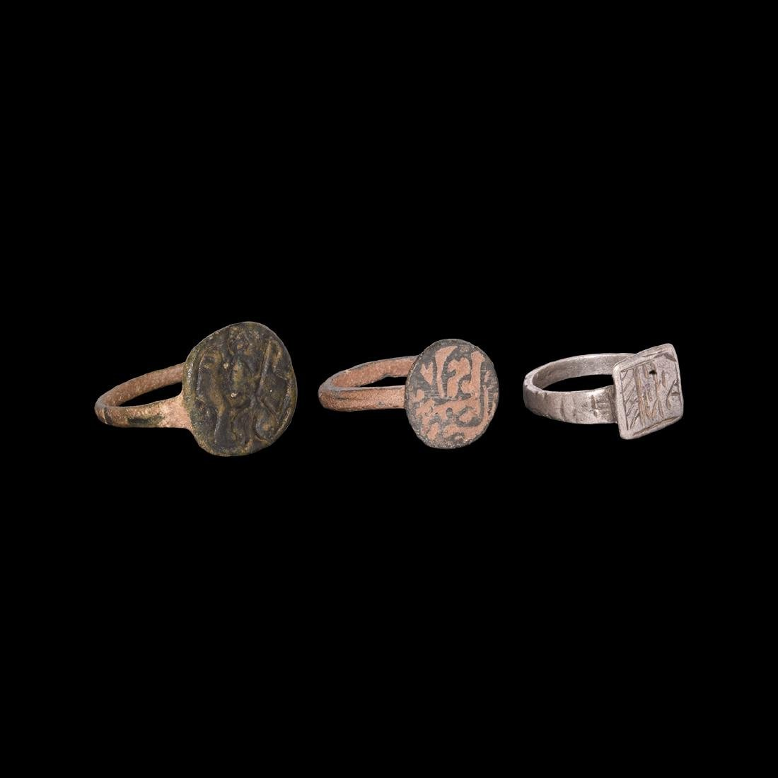 Western Asiatic Ring Collection