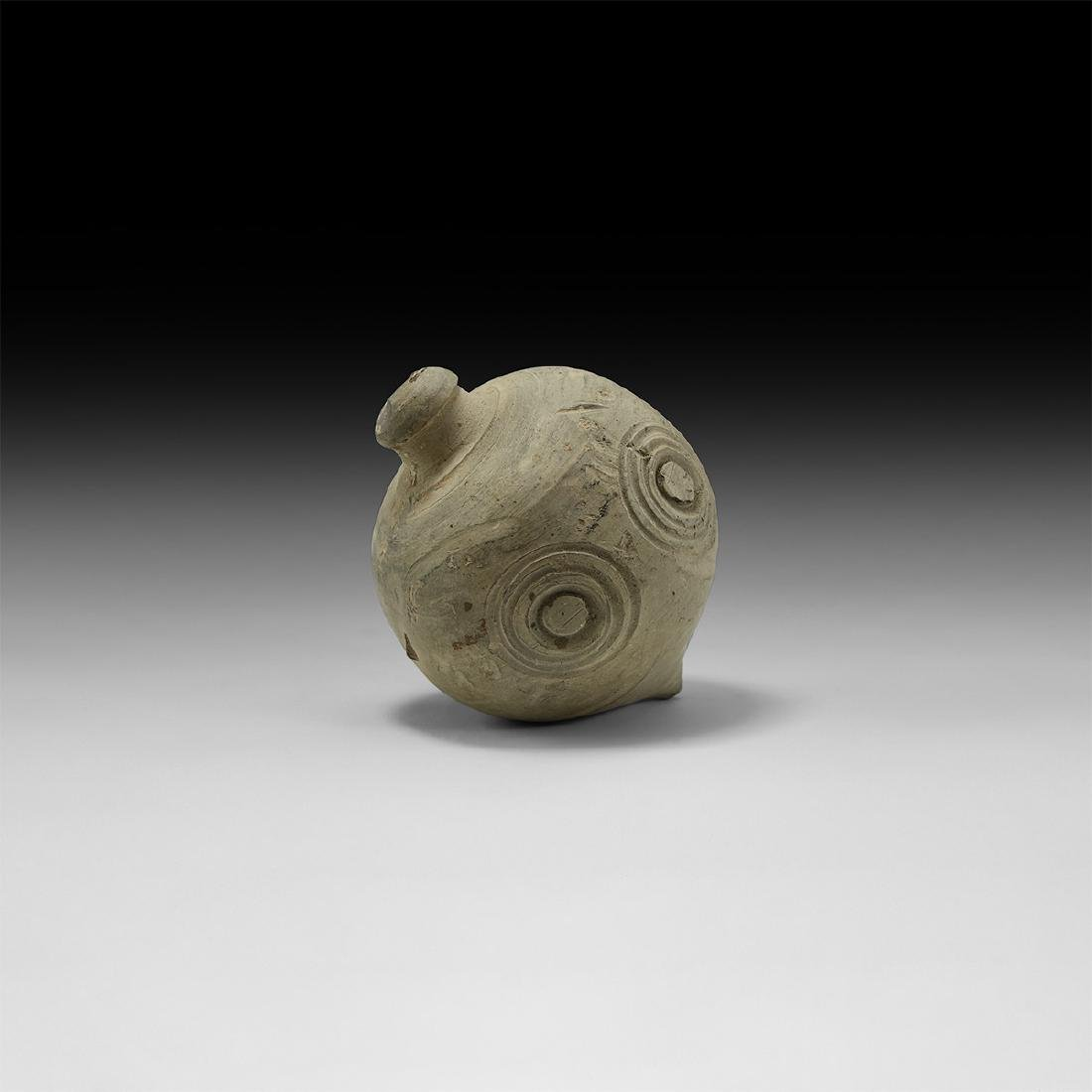 Byzantine 'Greek Fire' Fire Bomb or Hand Grenade