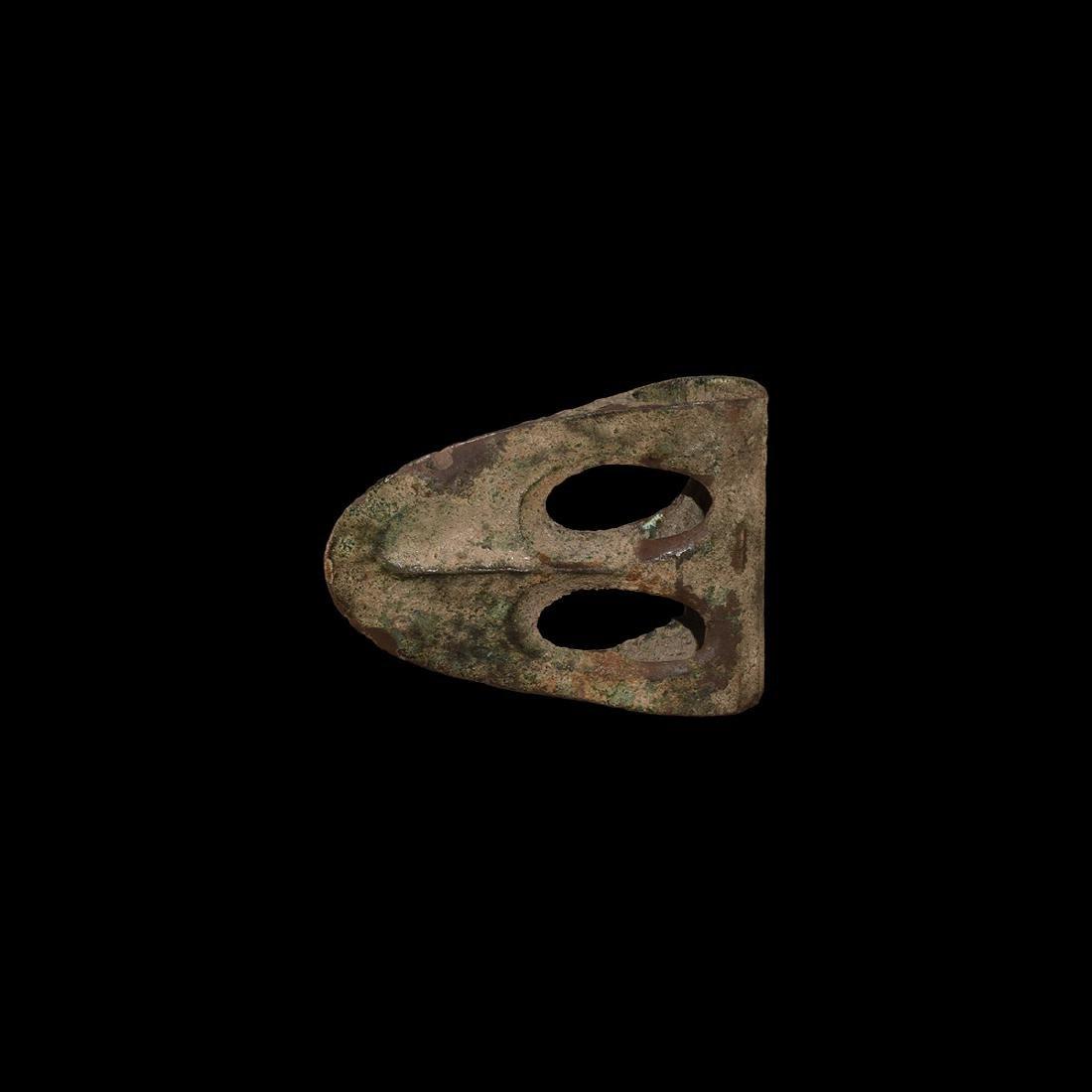 Western Asiatic Babylonian Duck-Billed Axehead