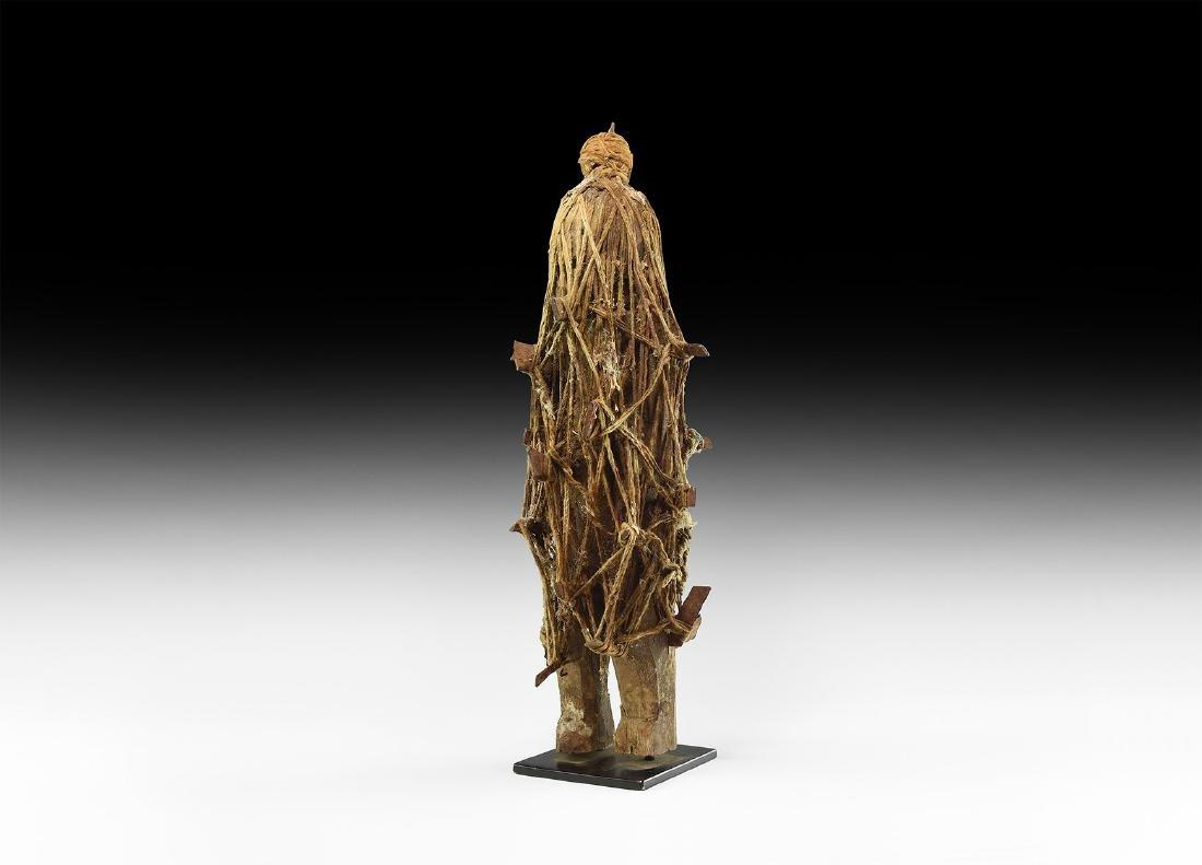 African Tribal Ancestral Figure