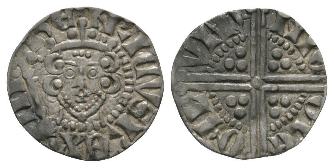Henry III - London / Nichole - Long Cross Penny
