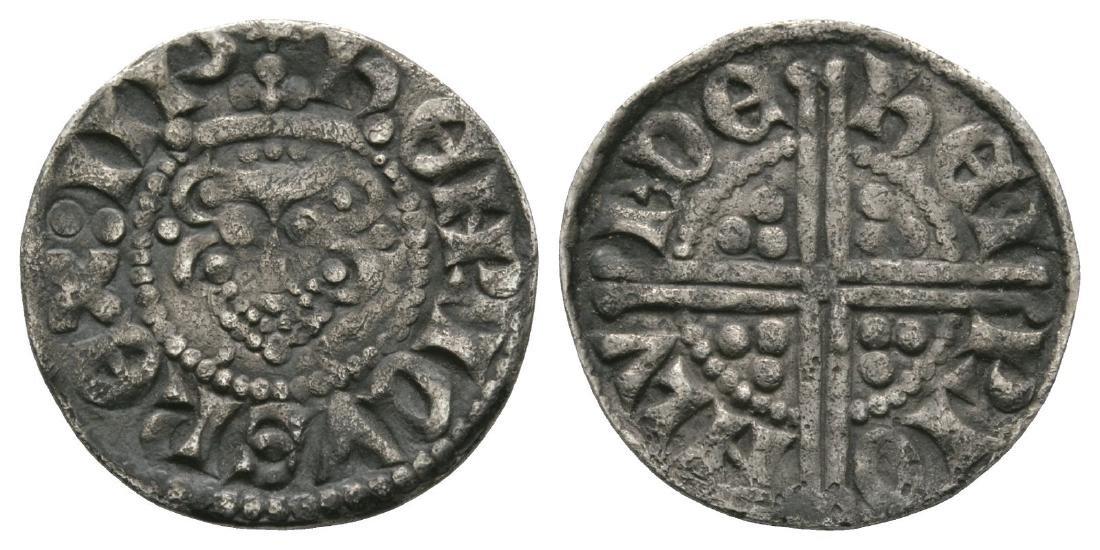 Henry III - London / Henri - Long Cross Penny
