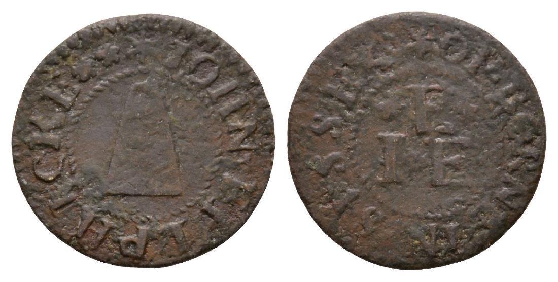 17th Century - Sussex / Ellphicke - Token Farthing