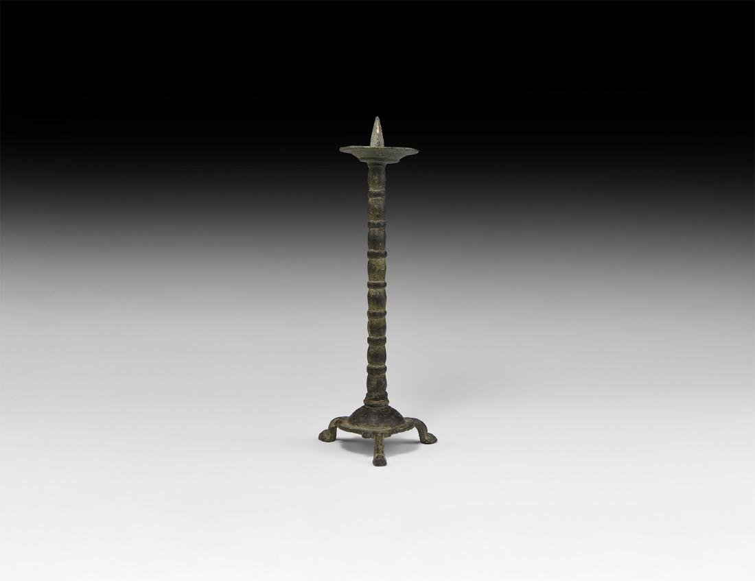 Roman Tripod Candlestick