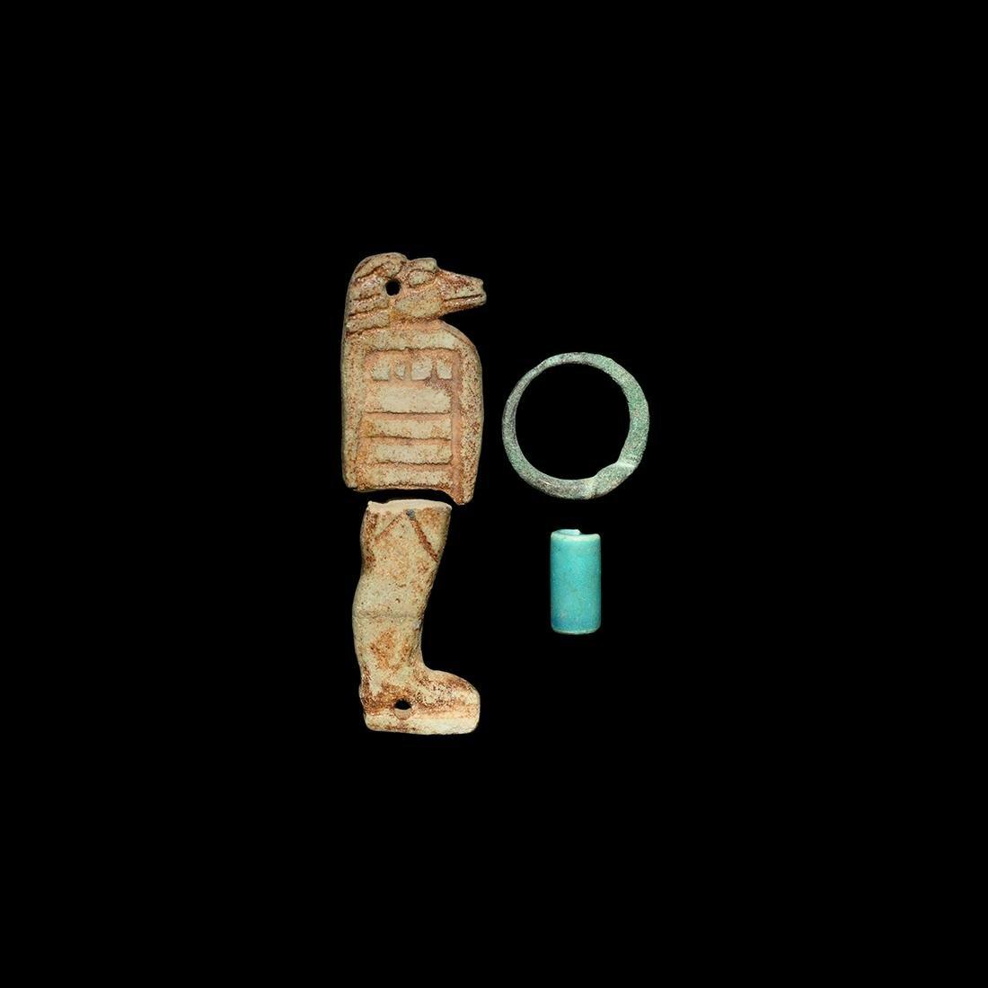 Egyptian Artefact Collection