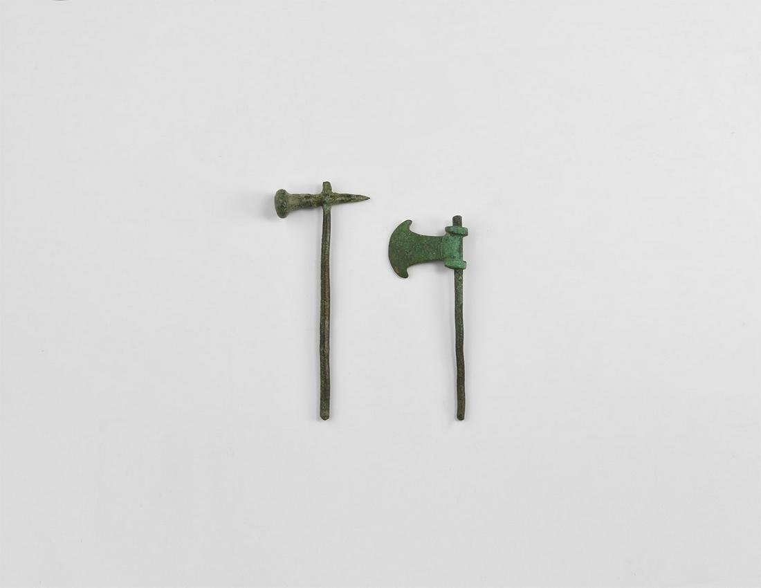 Roman Miniature Tool Group